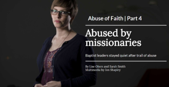 Why did Southern Baptist ignore so much sexual abuse on children