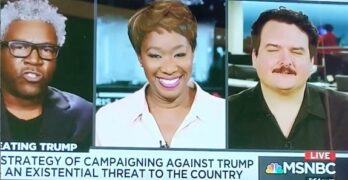 Joy-Ann Reid calls out Democrats for running a losing timid campaign.