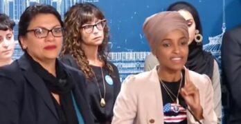 Ilhan Omar & Rashida Tlaib has a message for those wanting them to bow down