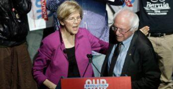 Elizabeth Warren and Bernie Sanders - Use the debate to educate and persuade Americans directly.