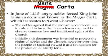 MAGA Carta