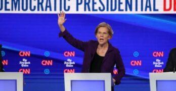 Elizabeth Warren debate