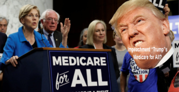 impeachment trumps medicare for all
