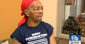 82-year-old woman sent intruder to hospital. Chose the wrong Grandma