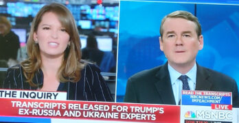 Katy Tur calls out Michael Bennet on Medicare for All and he gives a bumbling answer
