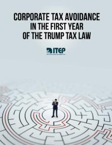ITEP Tax Cut Summary