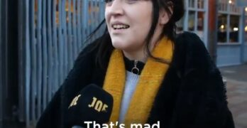 VIDEO of British reactions to what Americans pay for heatlhcare 'That's mad'