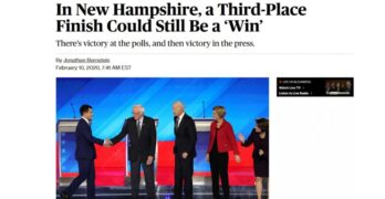 For Media in New Hampshire, Losing Is Winning and Winning Is Losing