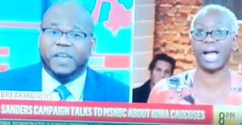Nina Turner slams MSNBC pundit Jason Johnson for challenging her use of oligarch to define Bloomberg