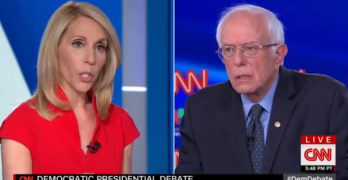 CNN gives Biden Social Security lifeline, Bernie pounces