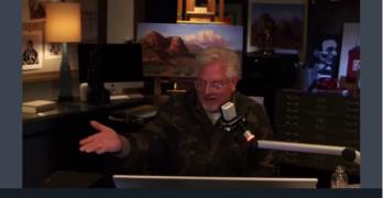 Right Wing Conservative Host Glenn Beck