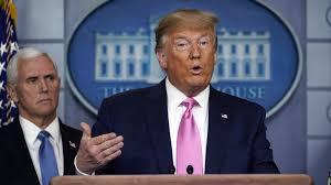 Trump tries to make coronavirus pandemic Chinese fault