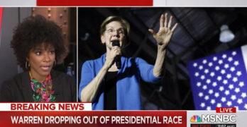 Zerlina Maxwell slams double standard for Elizabeth Warren's exit