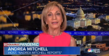 Andrea Mitchel lashes out at Dr. Deborah Birx, Trump's appeasing doctor