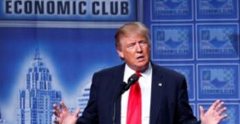 Trump makes it clear: Corporations 1st, People last.