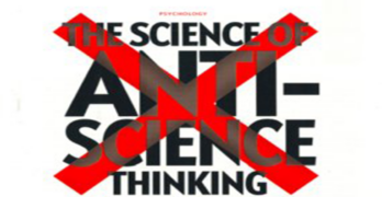 The slog of science vs. self-certainty. Trump wrong man, place, & time