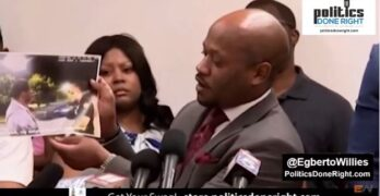 The attorney of Rayshard Brooks & his family press conference tells an important story