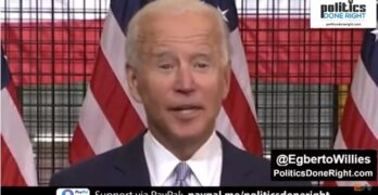 Joe Biden's distilled speech forcefully & effectively describing Trump's America and solutions.