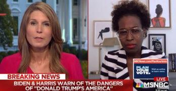 MSNBC Host Nicolle Wallace