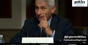 Dr. Fauci exposes Sen. 'Dr.' Rand Paul as a quack after his misinforming Right-Wing question