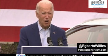 Joe Biden answers