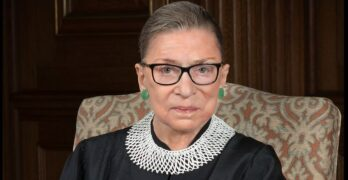 The Notorious RBG - Ruth Bader Ginsburg
