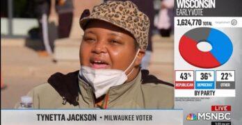 Democratic Hero - Tynetta Jackson