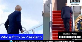 FUNNY Who is really physically fit to be president Trump Biden