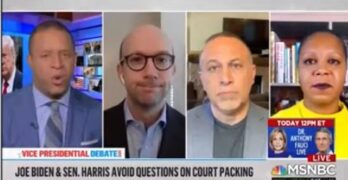 Here is why Biden/Harris must ignore unfair calls to address court-packing
