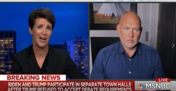 Steve Schmidt: Watch it all go down in two weeks. Consequences are coming for Donald Trump.