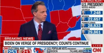 CNN Jake Tapper to GOP Prepare to bury Caesar. Come back to planet earth.