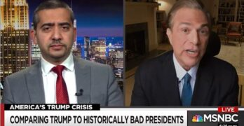 Historian: Trump is our ignorant worse president that not even time could rehabilitate his history.