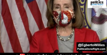 Pelosi comes out swinging - Republicans Senators have endless tolerance for suffering of others