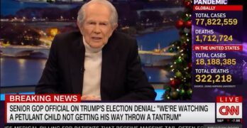 Televangelist tells president to leave, the electoral college has spoken