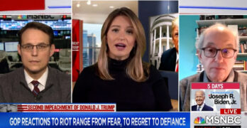 Katy Tur panel explains how the Republican Party became a cult
