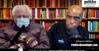 My Bernie Sanders 'interview' on the COVID Stimulus bill - Reconciliation or Compromise