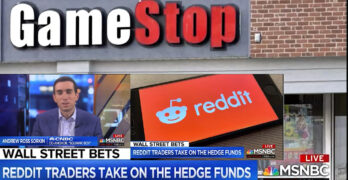 Thoughts on Reddit using GameStop to bring down hedge funds & prove the stock market is a fraud