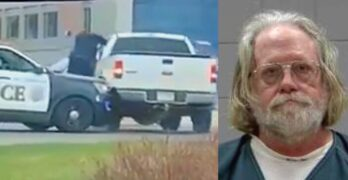 White Anti-Mask Driver Flees, Hits Cop 'Hanging' From Truck w/Hammer in Minnesota, And Isn't Shot