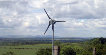 Is there any future for small residential wind turbines as we transition to more renewable forms of energy?