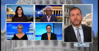 Strategist: GOP Civil War is over & Conservatives have lost. Two parties left, traitors & patriots