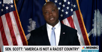 Tiffany Cross- Tim Scott embarrasingly on the wrong side of history. 2 sides to every token. OUCH!