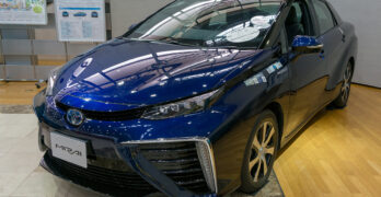 What's the latest on hydrogen-powered fuel cells