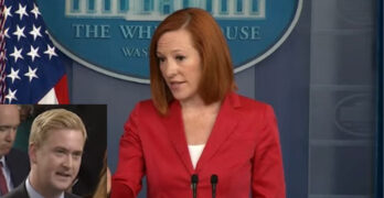 Jen Psaki stunts Fox News Doocy attempt to change reality- GOP actually voted to defund the police_
