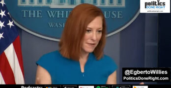 Lost opportunity: Jen Psaki first fail; should've used the question to uplift the working class