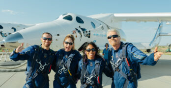 """Why the Virgin Galactic """"space"""" flight made me irate"""