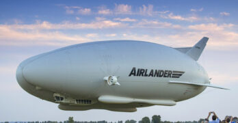 Vertex Aerospace LLC and Hybrid Air Vehicles Ltd recently signed