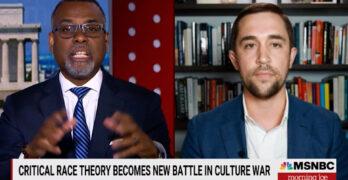 Dr. Eddie Glaude Jr. demolishes Christopher Rufo, Critical Race Theory opposer, on Morning Joe