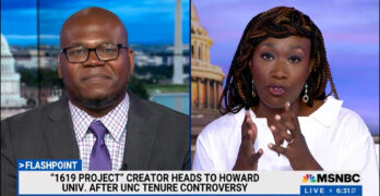 Joy-Ann Reid tells an inconvenient truth about the founders the Right would prefer to hide