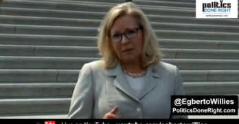 Liz Cheney supports Pelosi's removal of Republicans & says McCarthy unqualified to be Speaker
