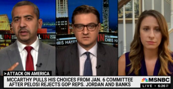 Mehdi Hasan on GOP select committee dust-up: We do not want perpetrators of Jan 6th on it anyway.